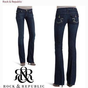 EUC! R&R Flare Jeans